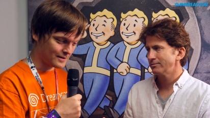 Fallout 76 - intervju med Todd Howard