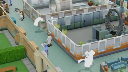 Two Point Hospital - Console Trailer