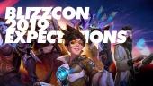 BlizzCon 2019 - Hva vi kan forvente