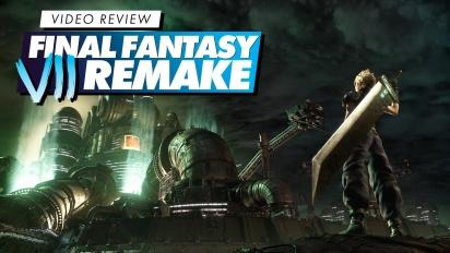 Final Fantasy VII: Remake - Videoanmeldelse