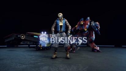 Disintegration - Crew-Trailer