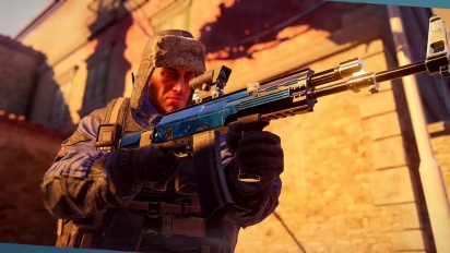 Rainbow: Six Siege - Operation Steel Wave Launch Trailer