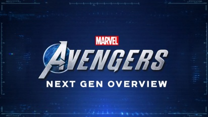 Marvel's Avengers-  Next-Gen Capabilities Trailer