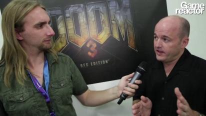 GC 12: Doom 3 BFG Edition-intervju