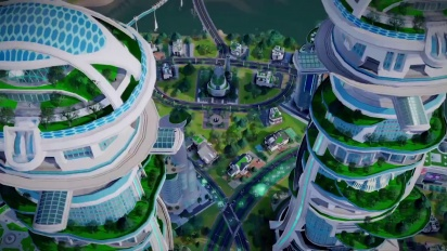 SimCity: Cities of Tomorrow - Teaser Trailer