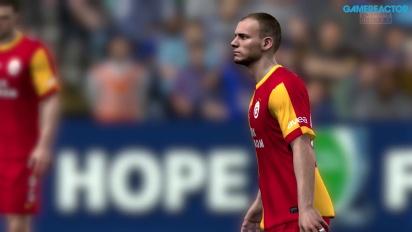 Vi gjenskaper Champion's League i FIFA 14: Chelsea vs Galatasaray