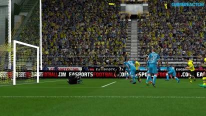 Vi gjenskaper Champion's League i FIFA 14: Dortmund vs Zenit
