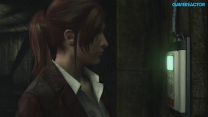 Resident Evil: Revelations 2 - First 20 minutes Episode 1 - Claire Redfield