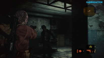 Resident Evil: Revelations 2 - First 20 minutes Episode 1 - Barry Burton