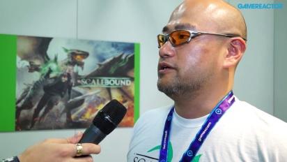 Scalebound - Hideki Kamiya-intervju