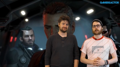 Deus Ex: Mankind Divided Video Preview #2 - Dialog og Karakterer