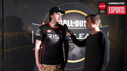 CWL Atlanta - Gunless Interview