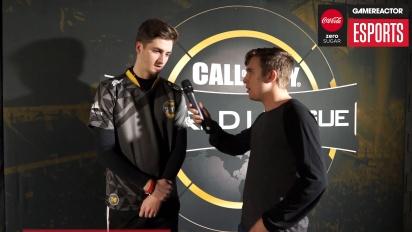 CWL Atlanta - intervju med Bance