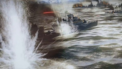 War Thunder - Fleet CBT Trailer