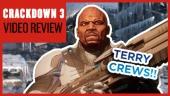 Crackdown 3 - Videoanmeldelse