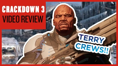 Crackdown 3 - Videoanmeldelse