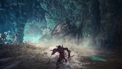 Monster Hunter World: Iceborne - Acidic Glavenus Gameplay