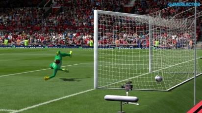 Vi gjenskaper Champion's League i FIFA 14: Manchester United vs Olympiacos