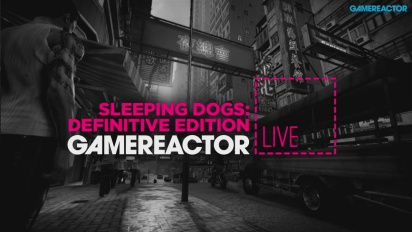 GRTV Live: Sleeping Dogs: Definitive Edition (PS4)