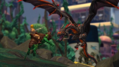 Toy Soldiers: War Chest - He-Man and G.I. Joe Trailer