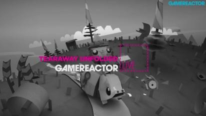 GRTV Live: Tearaway Unfolded