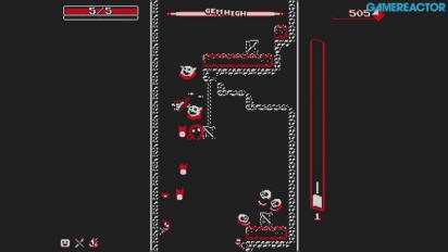 Gamereactor Plays: Downwell