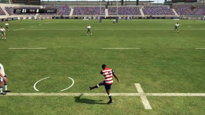 Rugby Challenge 3 - Gameplay: US 7s vs. Wales 7s