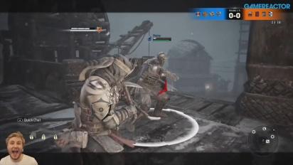 Gamereactor Plays tester sesong to av For Honor