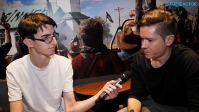Far Cry 5 - intervju med Jean-Sebastien Decant