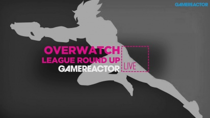Overwatch (League Round-Up) - Livestreamreprise