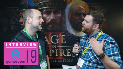 Age of Empires II: Definitive Edition - Adam Isgreen Interview