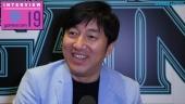 Travis Strikes Again: No More Heroes - Suda51 Gamescom 2019 Interview