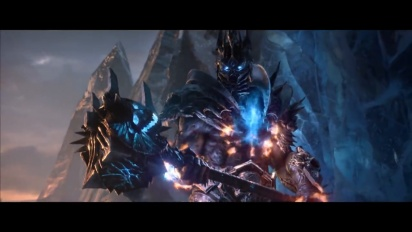 World of Warcraft: Shadowlands Cinematic Trailer