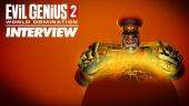 Evil Genius 2: World Domination Interview