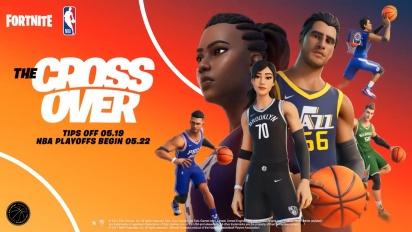 The NBA Arrives In Fortnite - Trailer