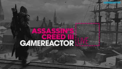 GRTV Live: Assassin's Creed III