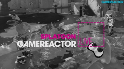 GRTV Live: Splatoon