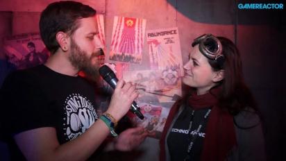 The Technomancer - Jehanne Rousseau-intervju