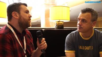 QuakeCon 2016 - Pete Hines-intervju