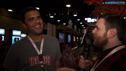 Shadow Warrior 2 - Nigel Lowrie-intervju
