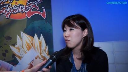 Dragon Ball FighterZ - Tomoko Hiroki-intervju
