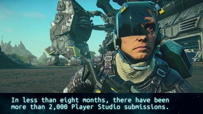 PlanetSide 2 - Create with Player Studio