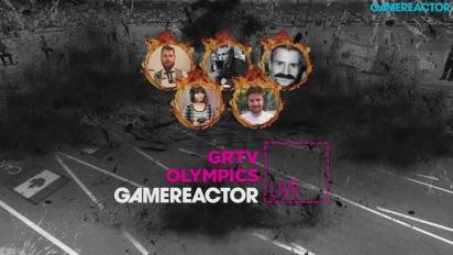 GRTV Live: GR Olympics - Runde 2