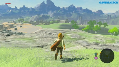 Se The Legend of Zelda Breath of the Wild på Wii U