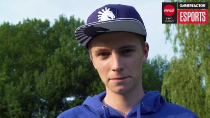 FIFA 18 - intervju med Lasse 'Kongen' Bækkelund