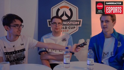 Overwatch - intervju med UK Overwatch World Cup-laget