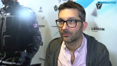 Six Invitational 2019 - Alexandre Remy Interview