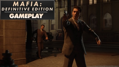 Mafia: Definitive Edition - 20 minutter med gameplay