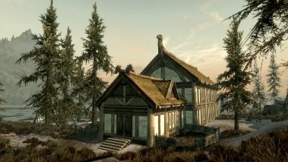 The Elder Scrolls V: Skyrim - Hearthfire DLC Trailer