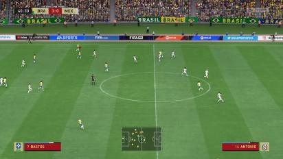FIFA 22 - Women's Brazil vs Mexico